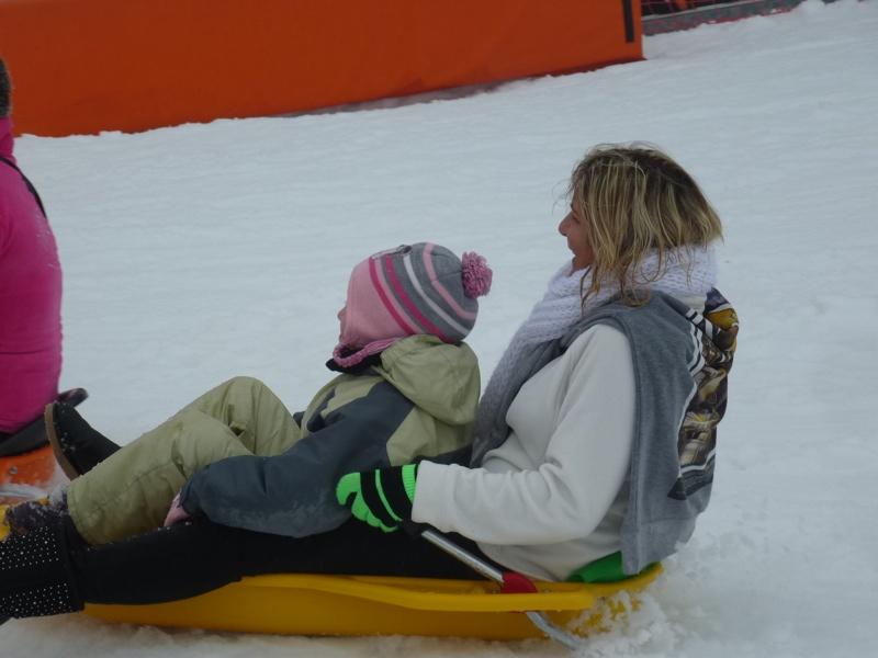 sortie familiale neige artag
