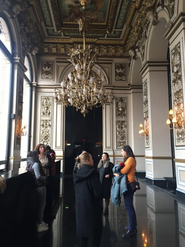 Actions collectives Sortie Opéra Lyon