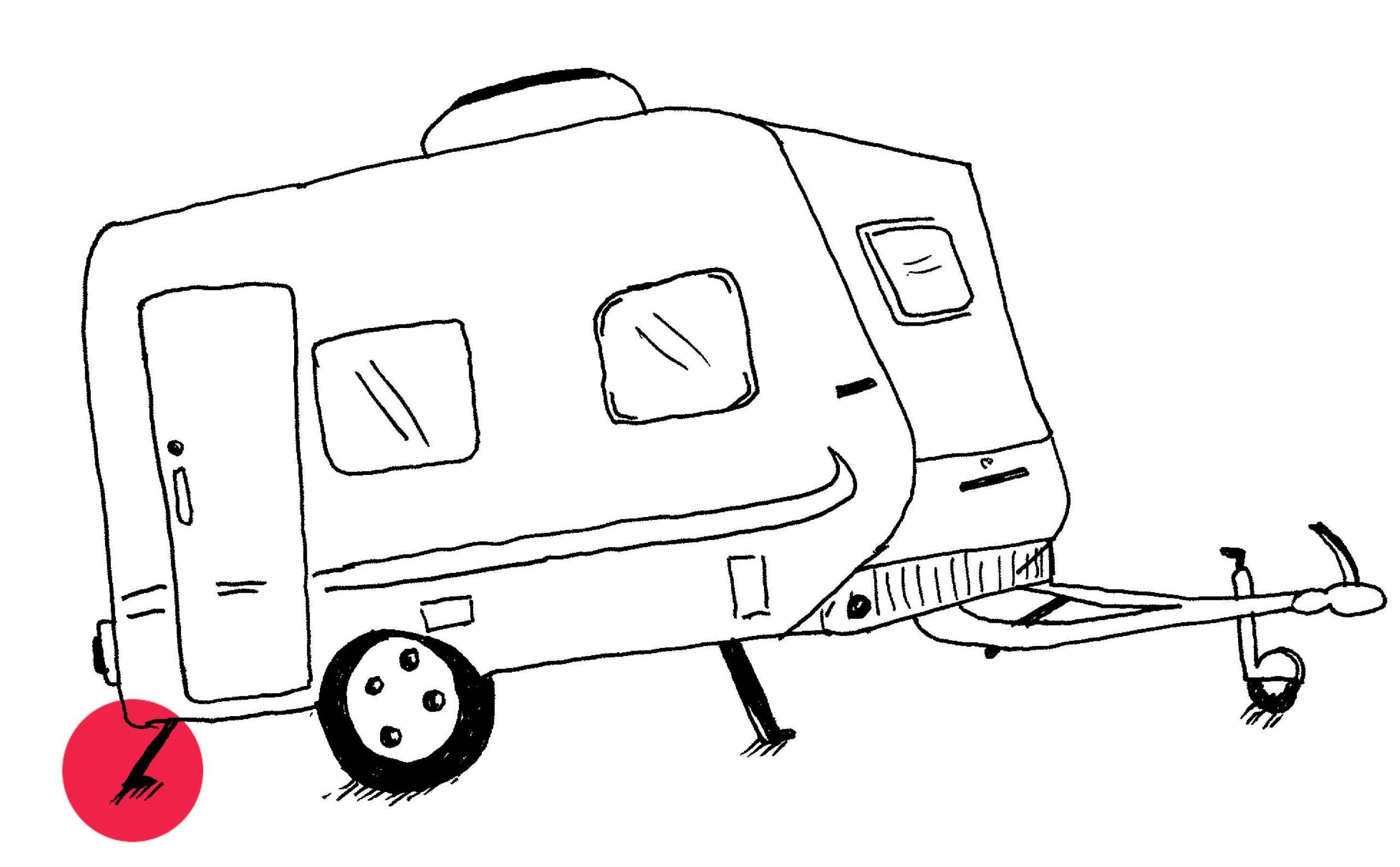 prêt caf caravane