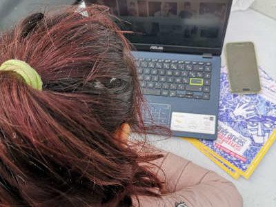 Atelier informatique jeunes insertion invisibles