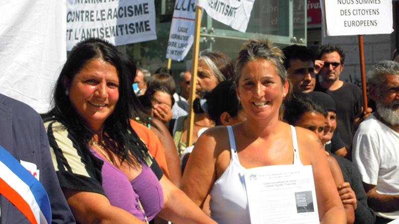 Manif septembre 2010-ARTAG femmes