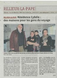 le progre RLP-Residence Cybele 2013-